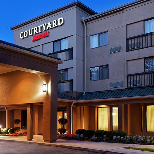 Courtyard by Marriott Tallahassee Downtown/Capitol in ...