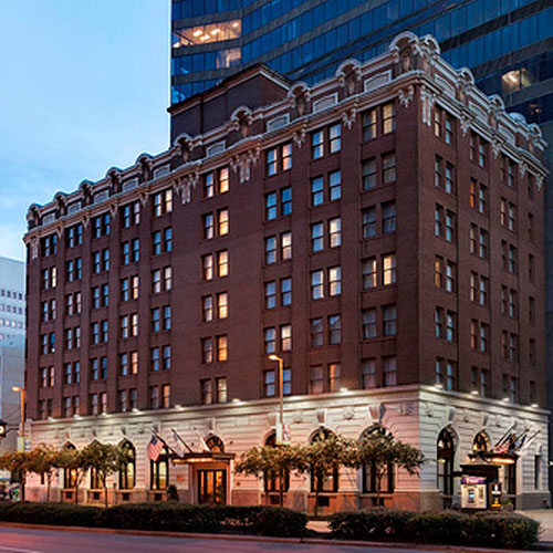 The Whitney Hotel-New Orleans Hotel Collection