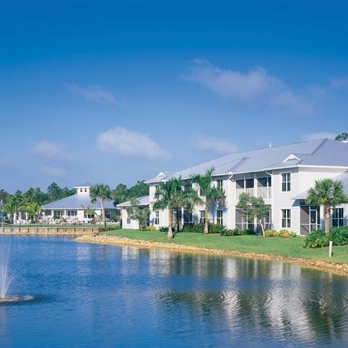 Vacations In Naples Fl: GreenLinks Golf Villas At Lely Resort - Naples FL
