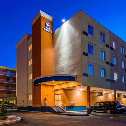 Best Western Ocean City Hotel Suites Ocean City Md