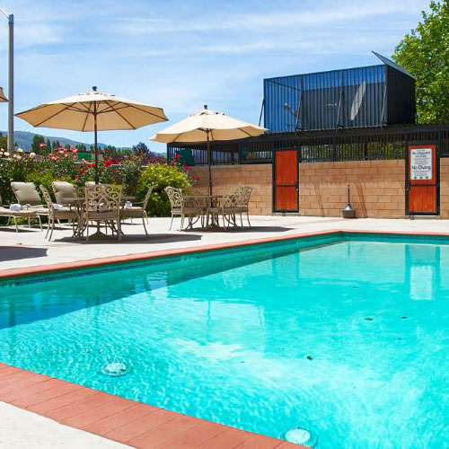 Best Western Hotel Tehachapi Ca