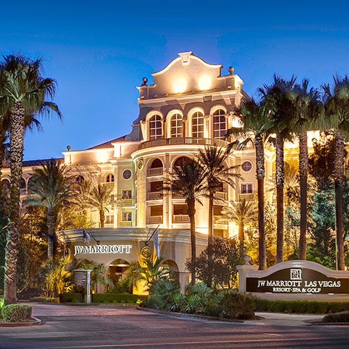 JW Marriott Las Vegas Resort & Spa - Las Vegas NV | AAA.com