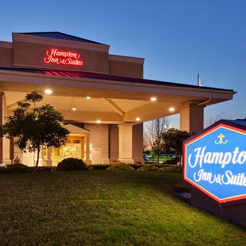 Hampton Inn And Suites - Sacramento CA