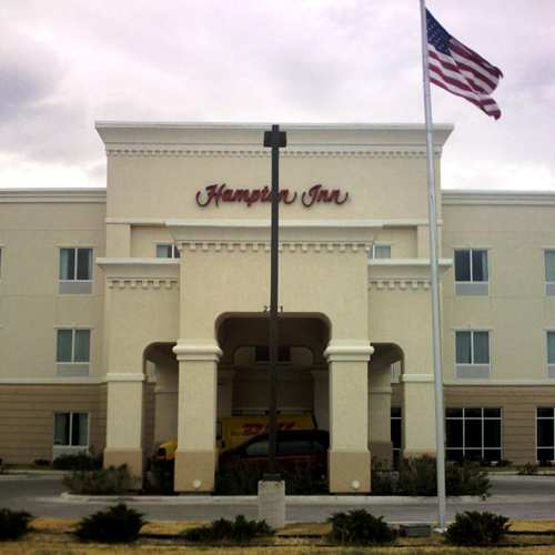 Hampton Inn Fort Stockton Tx