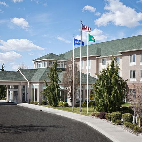 Hilton Garden Inn Kennewick Tri Cities Kennewick Wa