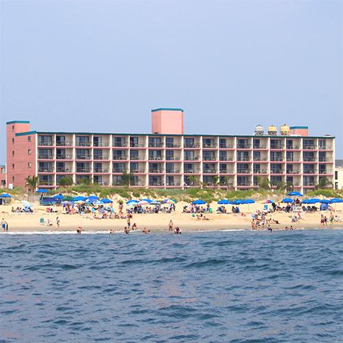 Quality Inn Oceanfront 54th Street Ocean City Md