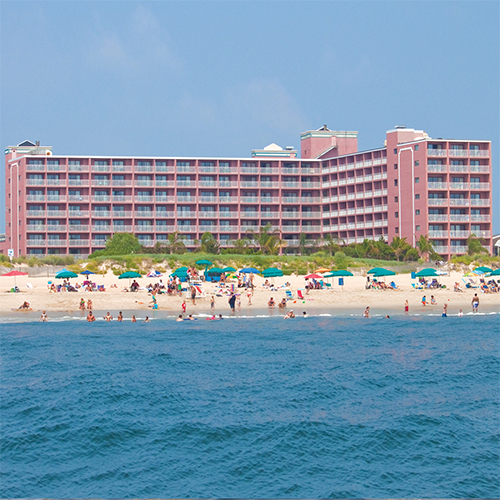 Holiday Inn Oceanfront Ocean City Md Aaa Com