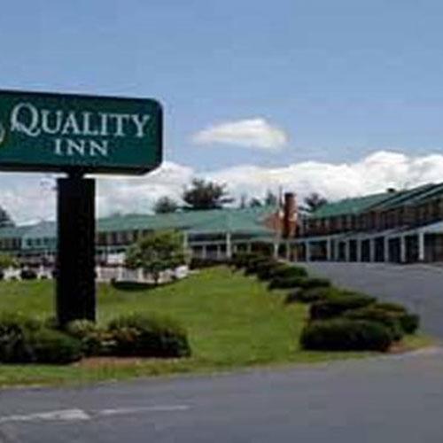 3 Quality Inn Waynesboro