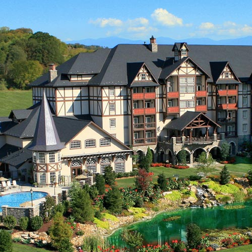 The Inn at Christmas Place - Pigeon Forge TN | AAA.com