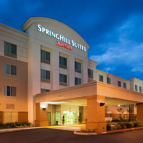 Springhill Suites By Marriott Vancouver Columbia Tech