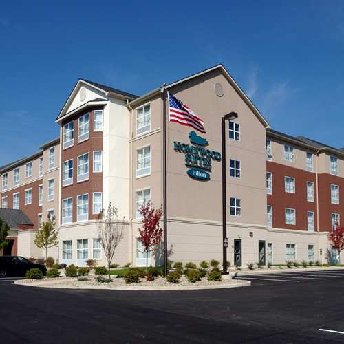 Homewood Suites By Hilton Indianapolis Northwest Indianapolis In