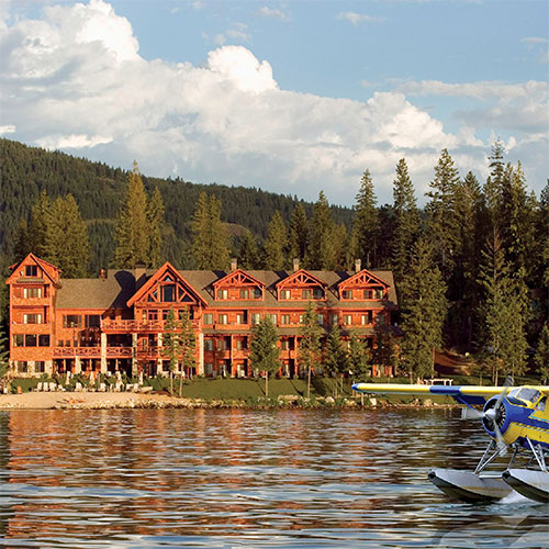 the lodge at sandpoint sagle id