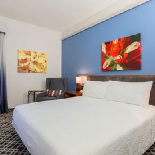 Hilton Garden Inn Dallas Market Center Dallas Tx Aaa Com