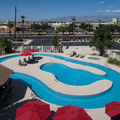 Hilton Garden Inn Tucson Airport Tucson Az