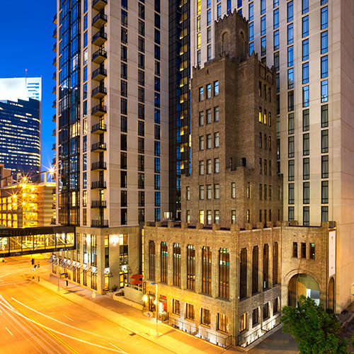 TourBook guides are free, exclusive for members at AAA/CAA offices and the retail guides are sold at participating club locations. The Renaissance Minneapolis Hotel at the Depot Minneapolis, MN.