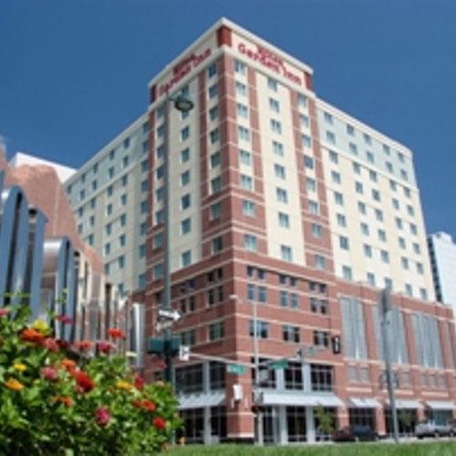 Hilton Hotels Company: Hilton Garden Inn Denver Downtown - Denver CO
