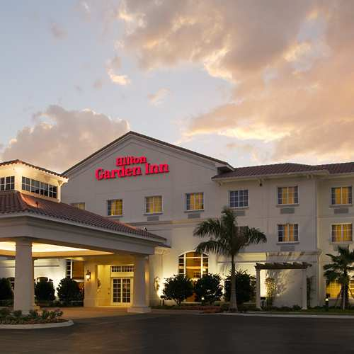 Hilton Garden Inn At Pga Village Port St Lucie Port St Lucie Fl