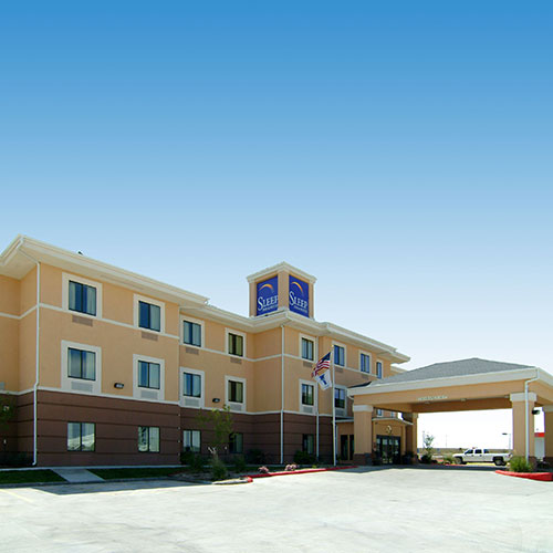 Sleep Inn Suites Fort Stockton Tx
