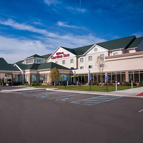 Hilton Garden Inn St Louis Airport Berkeley Mo