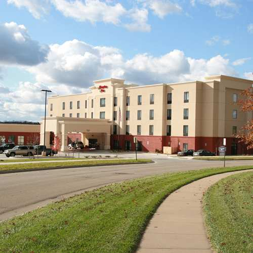 Hampton Inn By Hilton Topeka Ks
