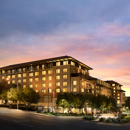 The at t executive education and conference center for Dining at at t conference center austin