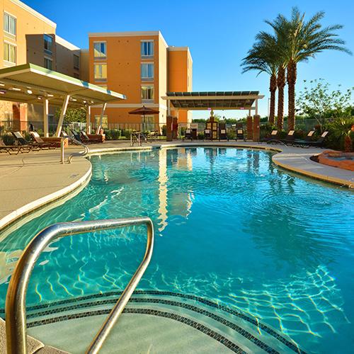 Hyatt place mesa az for Public pools in mesa az