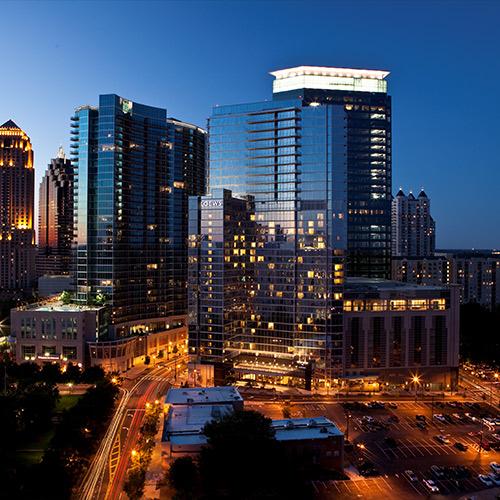 Loews Atlanta Hotel Atlanta Ga Aaa Com