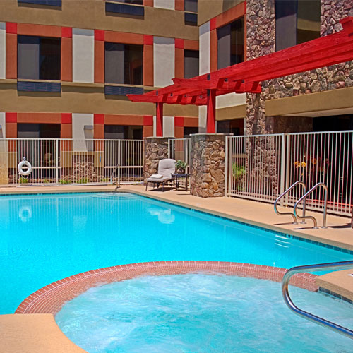Best western legacy inn suites mesa az for Public pools in mesa az