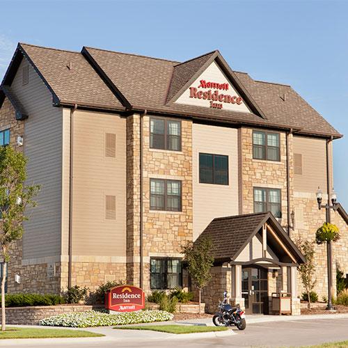 Suites In Lincoln Ne: Residence Inn By Marriott-Lincoln South - Lincoln NE