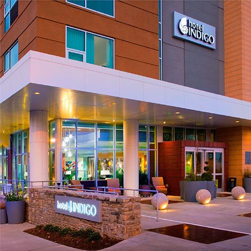 Hotel Indigo Asheville Nc