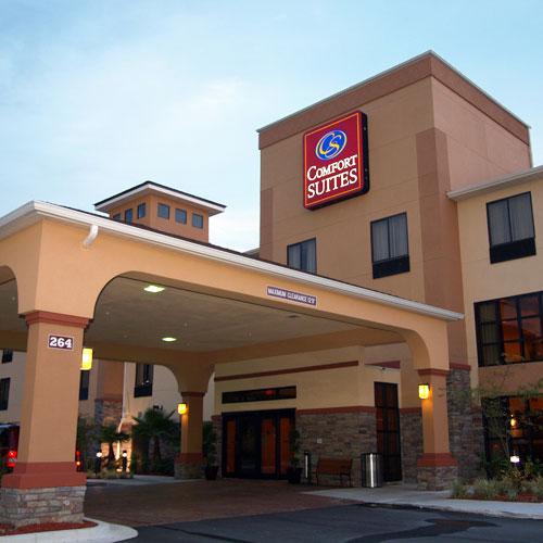 Comfort suites callaway panama city callaway fl for Parkway motors in panama city florida