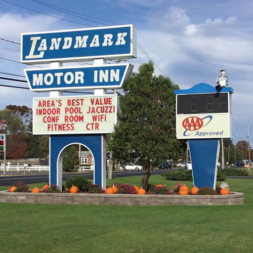 landmark motor inn fort edward ny