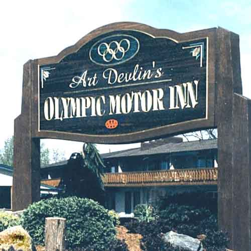 Art Devlin 39 S Olympic Motor Inn Inc Lake Placid Ny