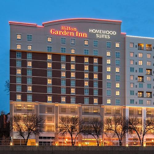 Hilton Garden Inn Atlanta Midtown Atlanta Ga