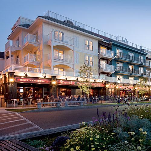 West street hotel bar harbor me for Food bar harbor me