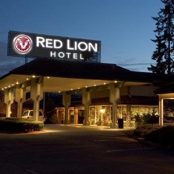 red lion hotel bellevue bellevue wa. Black Bedroom Furniture Sets. Home Design Ideas