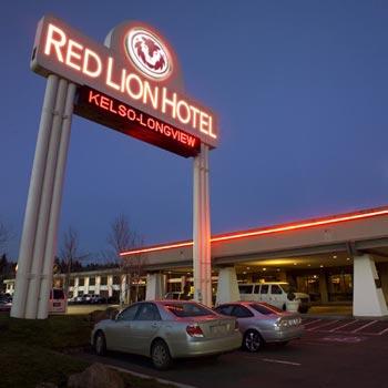 Red lion hotel conference center kelso longview kelso for Fun motors longview tx