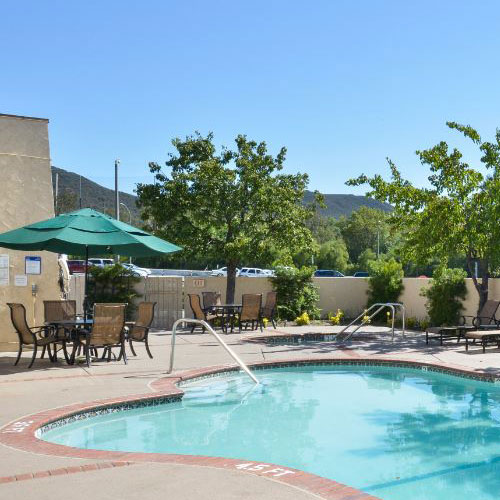 Sofa You Love Thousand Oaks: Best Western Plus Thousand Oaks Inn