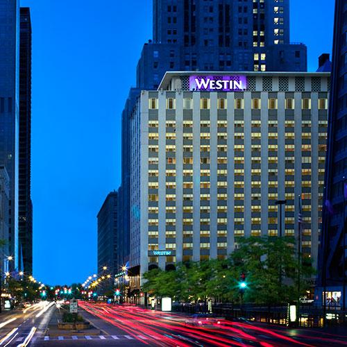 The Westin Michigan Avenue Chicago Chicago Il Aaa Com