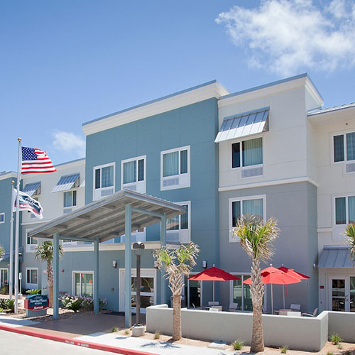 Towneplace Suites By Marriott Galveston Tx