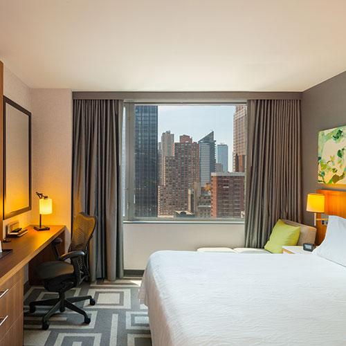 Hilton Garden Inn New York Central Park South Midtown West New York Ny