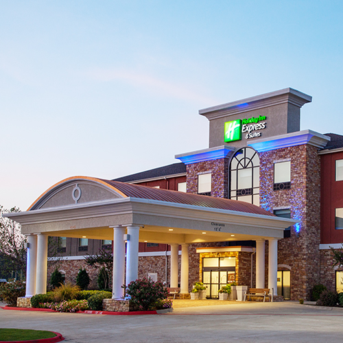 holiday inn express suites central mall area texarkana