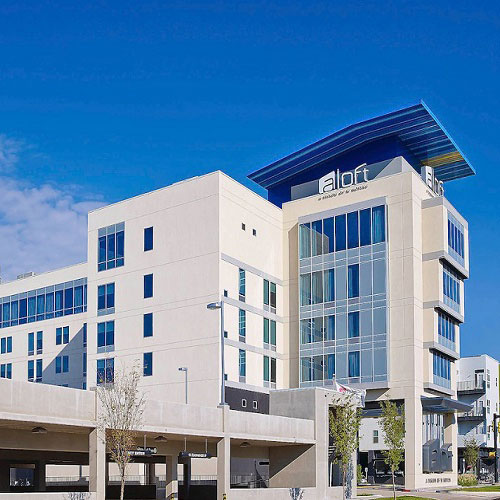3 Aloft Oklahoma City
