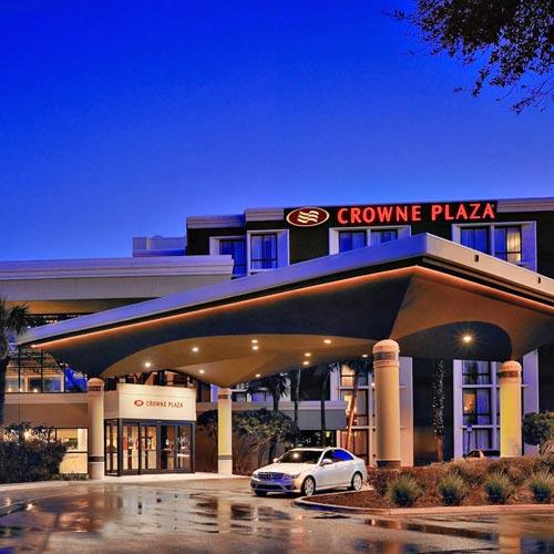 Crowne Plaza Jacksonville Airport Jacksonville Fl Aaa Com