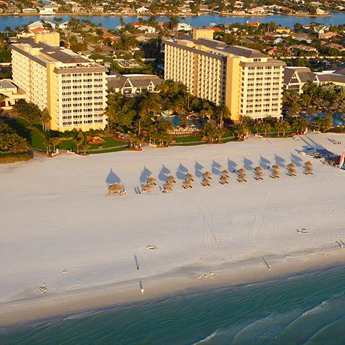 Marriott Marco Island Resort Map