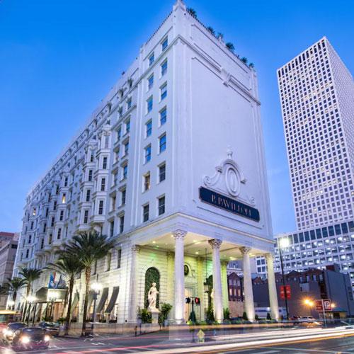 Two Bedroom Suites In New Orleans: Le Pavillon Hotel - New Orleans LA