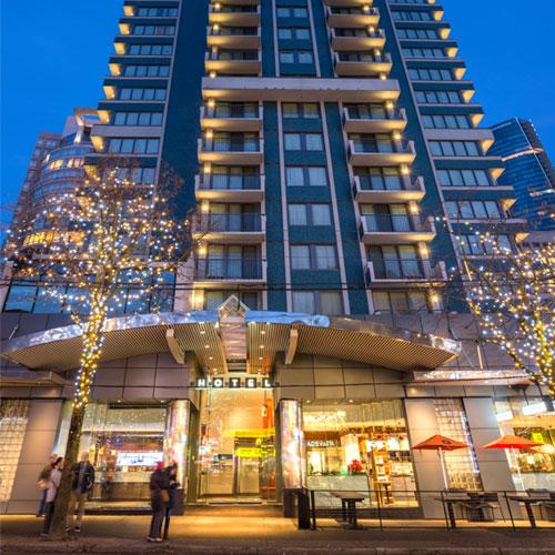 The Blue Horizon Hotel Vancouver