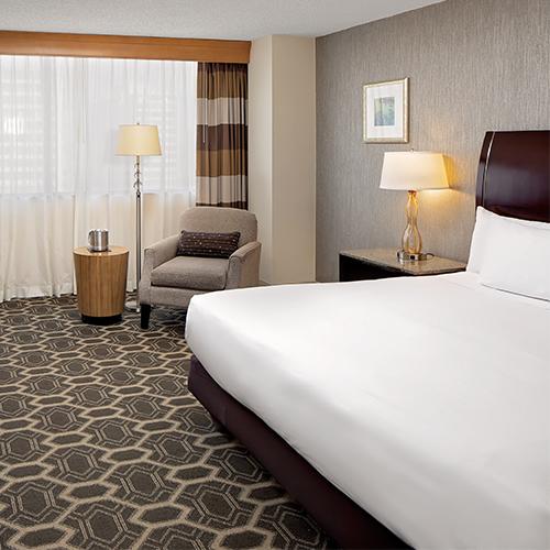 A Doubletree By Hilton Hotel In: DoubleTree By Hilton Hotel Tulsa Downtown - Tulsa OK