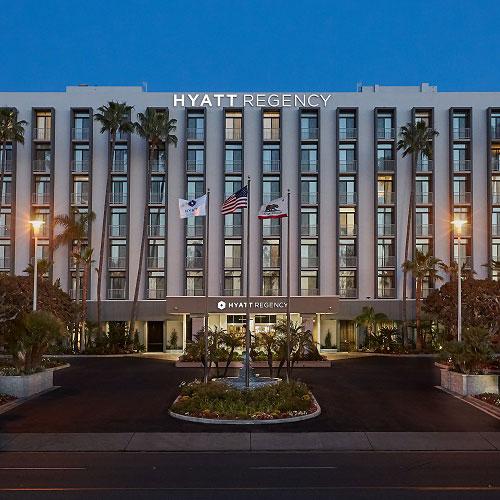 Radisson Hotel Newport Beach Pictures