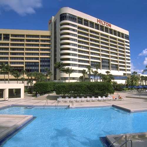 Miami Port: Hilton Miami Airport - Miami FL